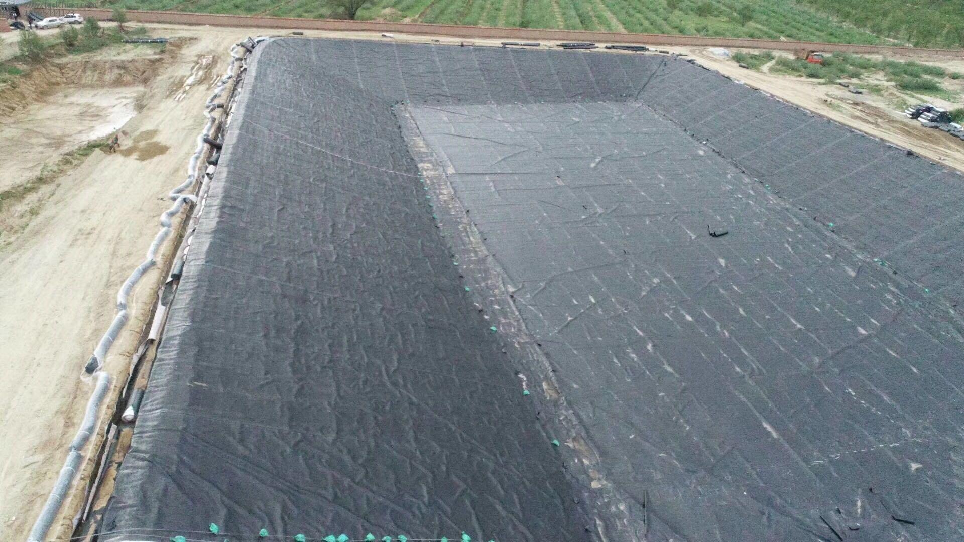 危险废弃物填埋场环保防渗工程采用土工膜,长丝土工布