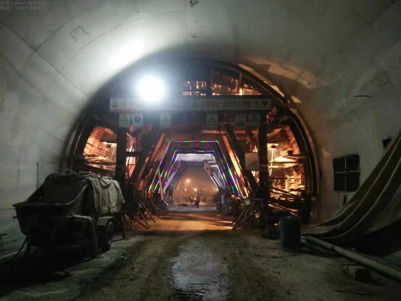 福建隧道防水板1.5mm防水板施工现场