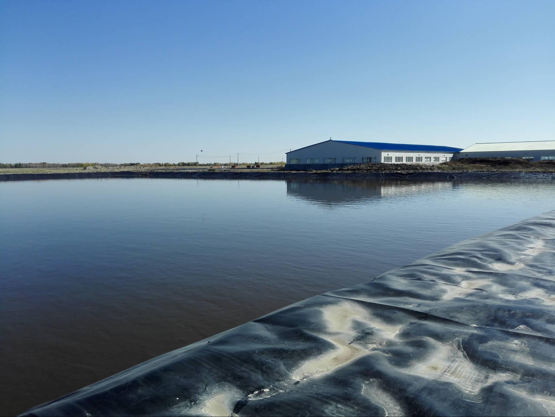 大庆林甸牧场1.5mm土工膜供应,防渗工程