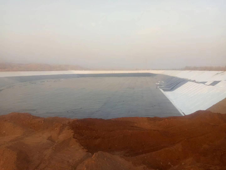 江西垃圾填埋场防渗膜hdpe土工膜施工项目